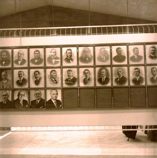 Interiør - Rådhuset.