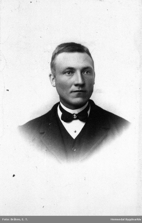 Gunvald Anfinhaug (1882-1970)