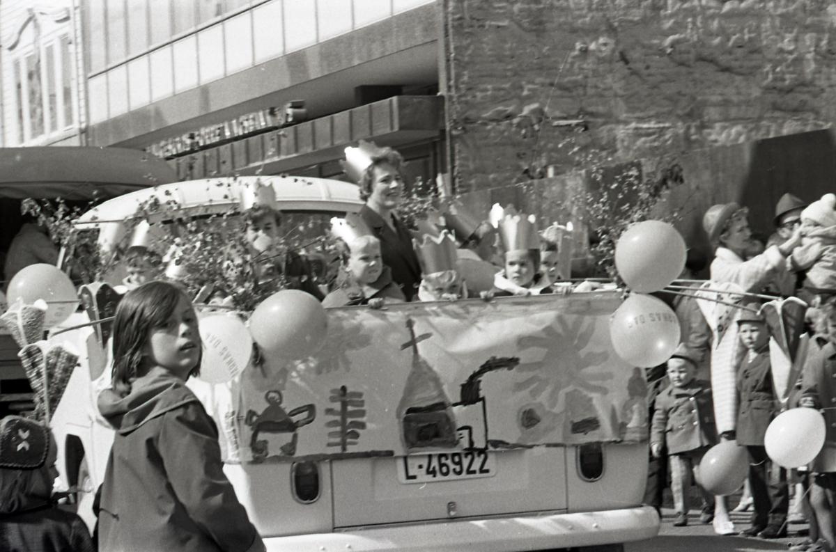 Barnas Dag - Haugesund - Søndag 19. mai 1968