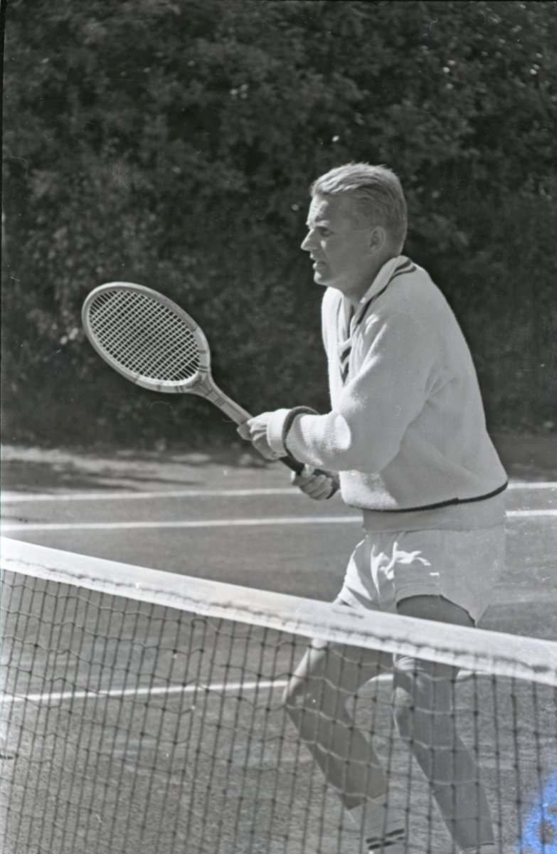 Tennis - Olle Eriksen