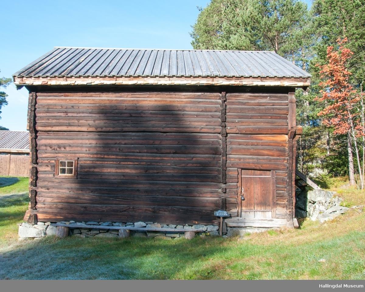 Nestegardstugu fra Nestegard i Hovet, stasstugu