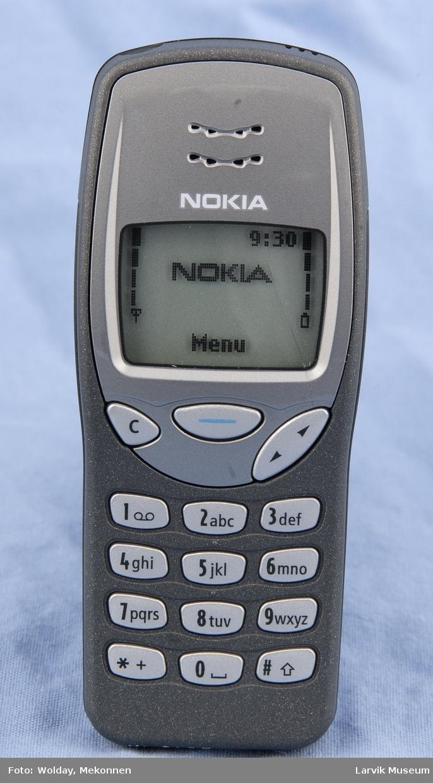 Åpent tastatur.  Attrapp/ modell. Inget batteri.
