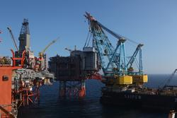 Valhall VRD, PH installation, heavy lift