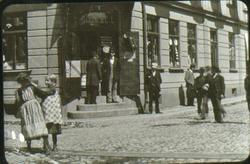 Stora torget 1898, Janzons hus (Dotorpsg/Storg). kv. Guldsme