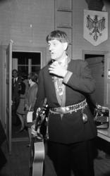 Natt 702, 12 juni 1967Bild på Jokkmokks-Jokke när han är p