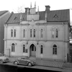 Lutherska missionshuset 100 år.6 april 1960