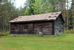 Røykstua fra Østerby, Austmarka (Foto/Photo)
