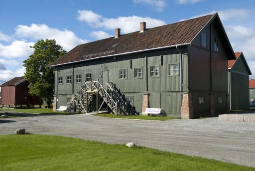 Museets hovedbygning (Foto/Photo)
