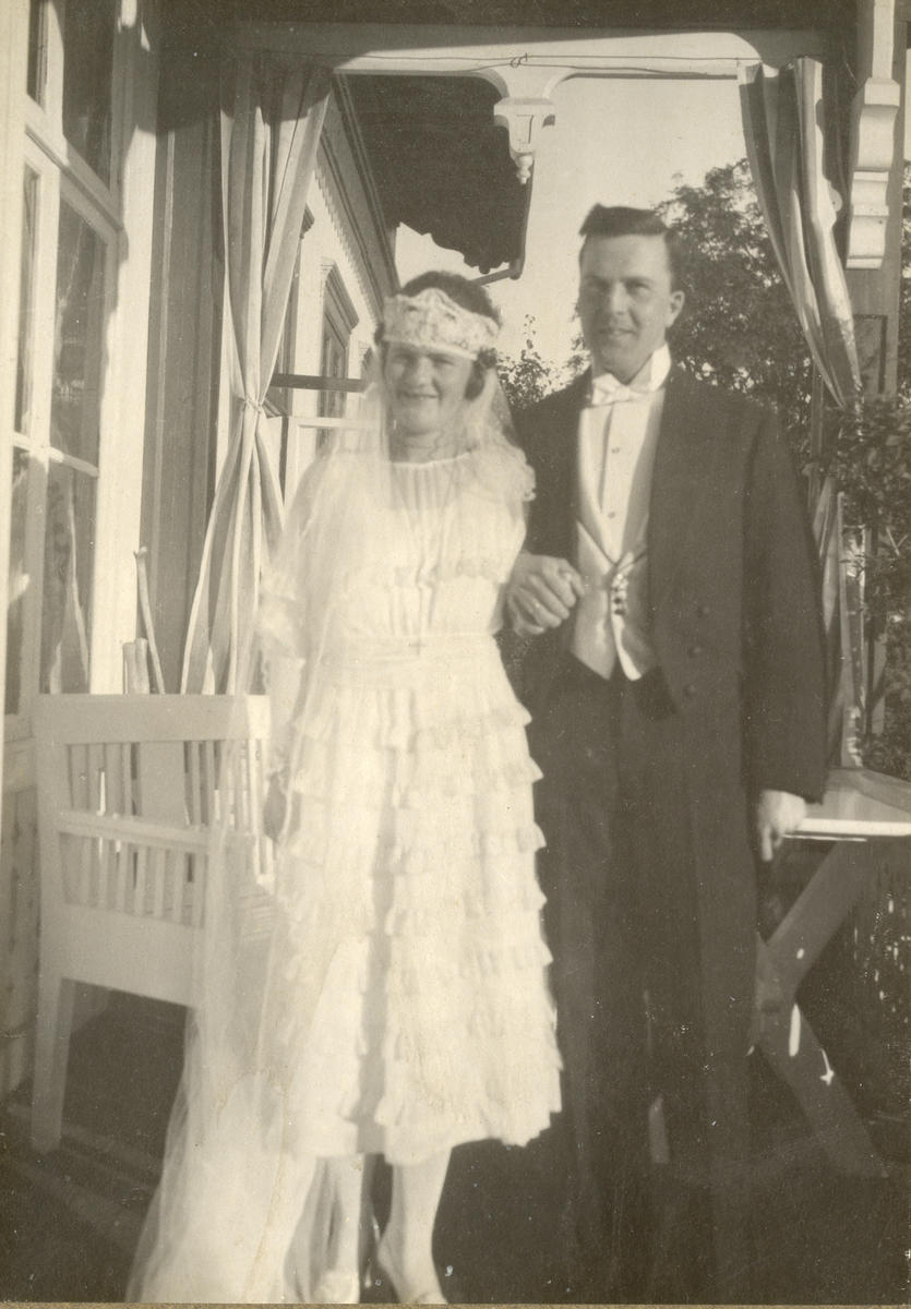 Nina og Harald Aamodt