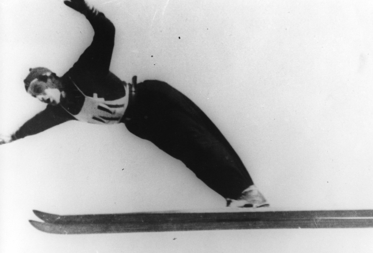 Kongsberg skier Vidar Lindboe-Hansen
