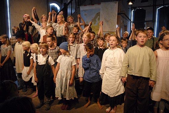 Unga på Løkja (Foto/Photo)