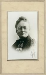 Johanna Brunsson, Johanna Brunssons vävskola.