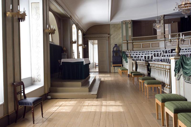 Stortingssalen på Norsk Folkemuseum (Foto/Photo)