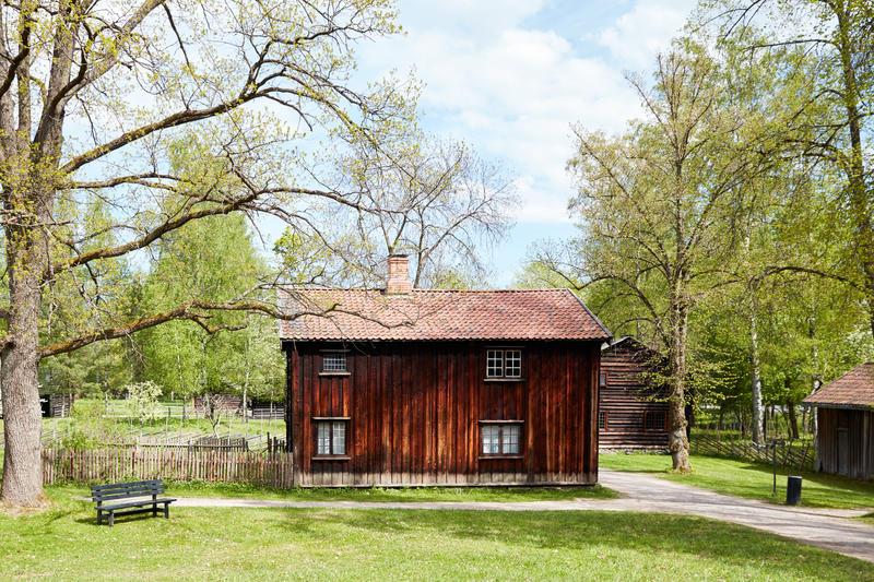 Løkenstua fra Østfold (Foto/Photo)