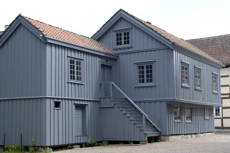 Bygård fra Kragerø (Foto/Photo)