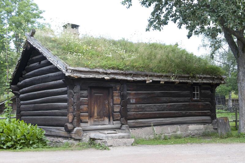Stue fra Nedre-Jorde