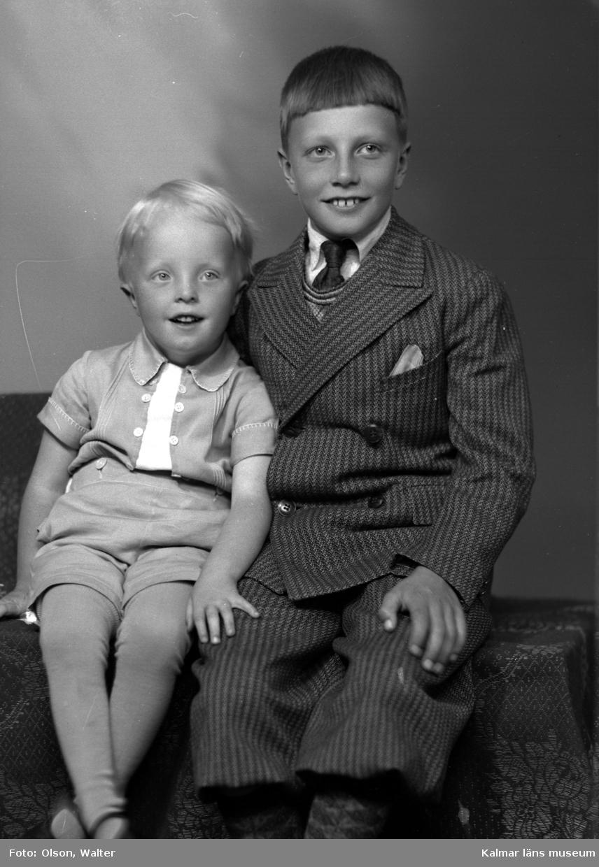 Beställare: Karl Karlsson, järnvägen, Eriksöre.