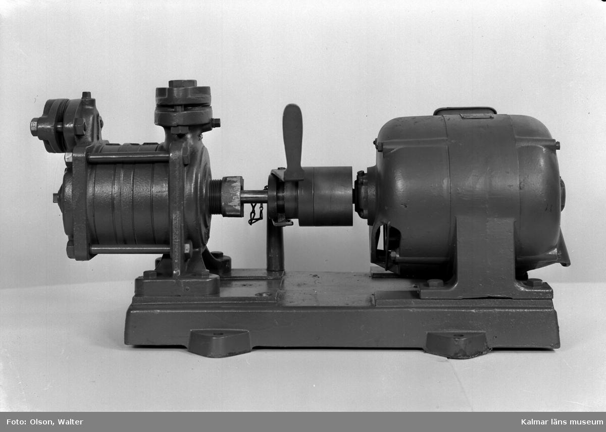 Victor Hill Mekaniska startades 1886 vid Fd N. Malmgatan 5 Hade också Maskin affär på Ölandsgatan, öppnade 1904. Exoverken startades 1938 tillv bl. a. vattenpumpar och värmepannor.