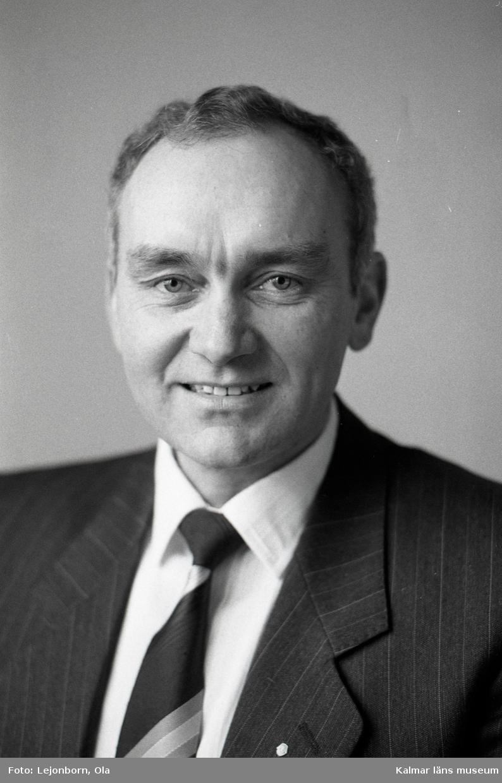 SCAN KLS, styrelsen 1988.  Lennart Johansson