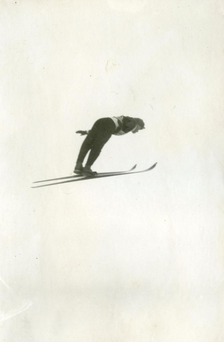 Ski jumper Narve Bonna
