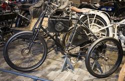 Motorcykel, trehjulig