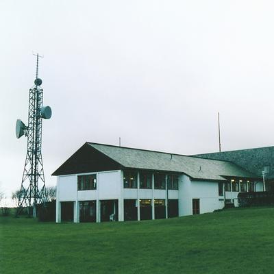 Radio - og kringkastingsstasjoner Rogaland radio mottakerstasjon Skjæveland eksteriør