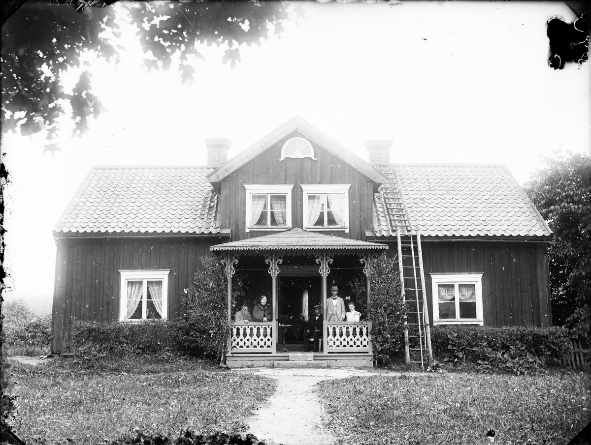 Bostadshus, Östhammar, Uppland