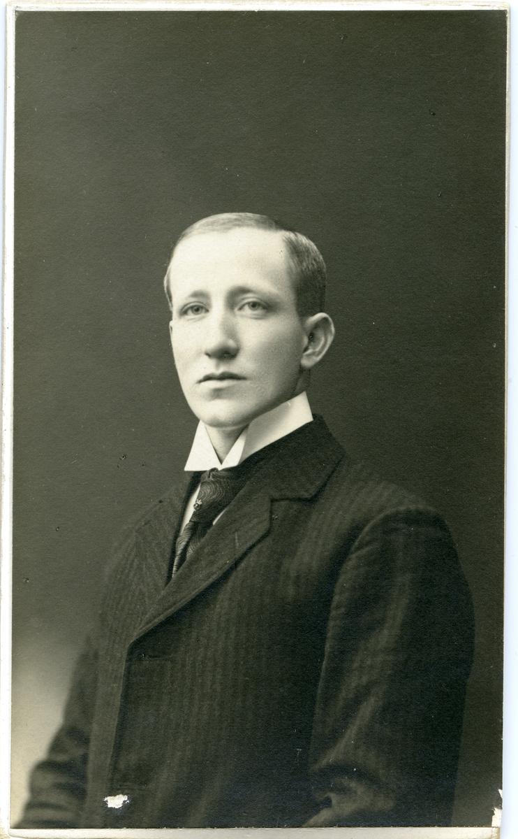 Portrett av Ola langedrag.