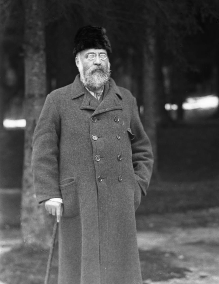 Gustaf Fröding ca år 1905.