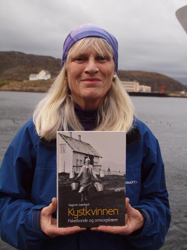 Kystkvinnen - Dagrunn Grønbech (Foto/Photo)