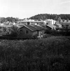 Någonstans i Värmland - från slutet av 1950-talet. Kommentar