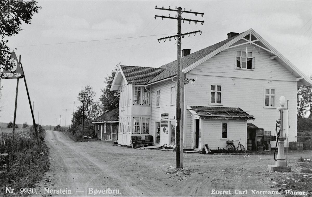 Huset ble brukt som butikk fra århundreskiftet frem til 1973-74