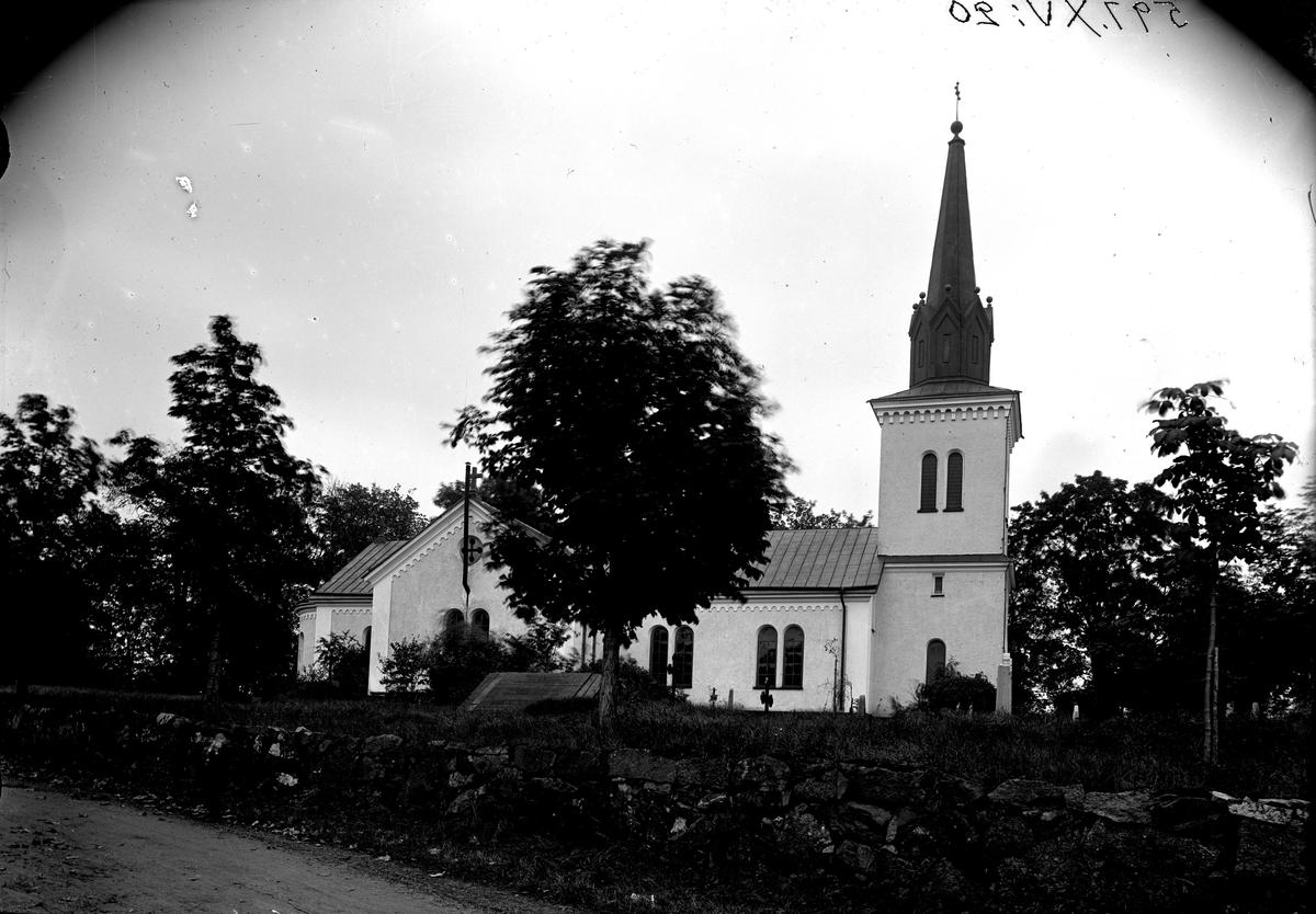 Näsby kyrka, Örebro län.