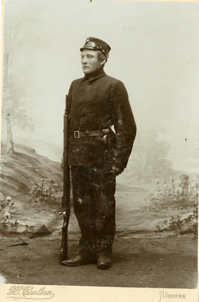 Christoffer Lundene.