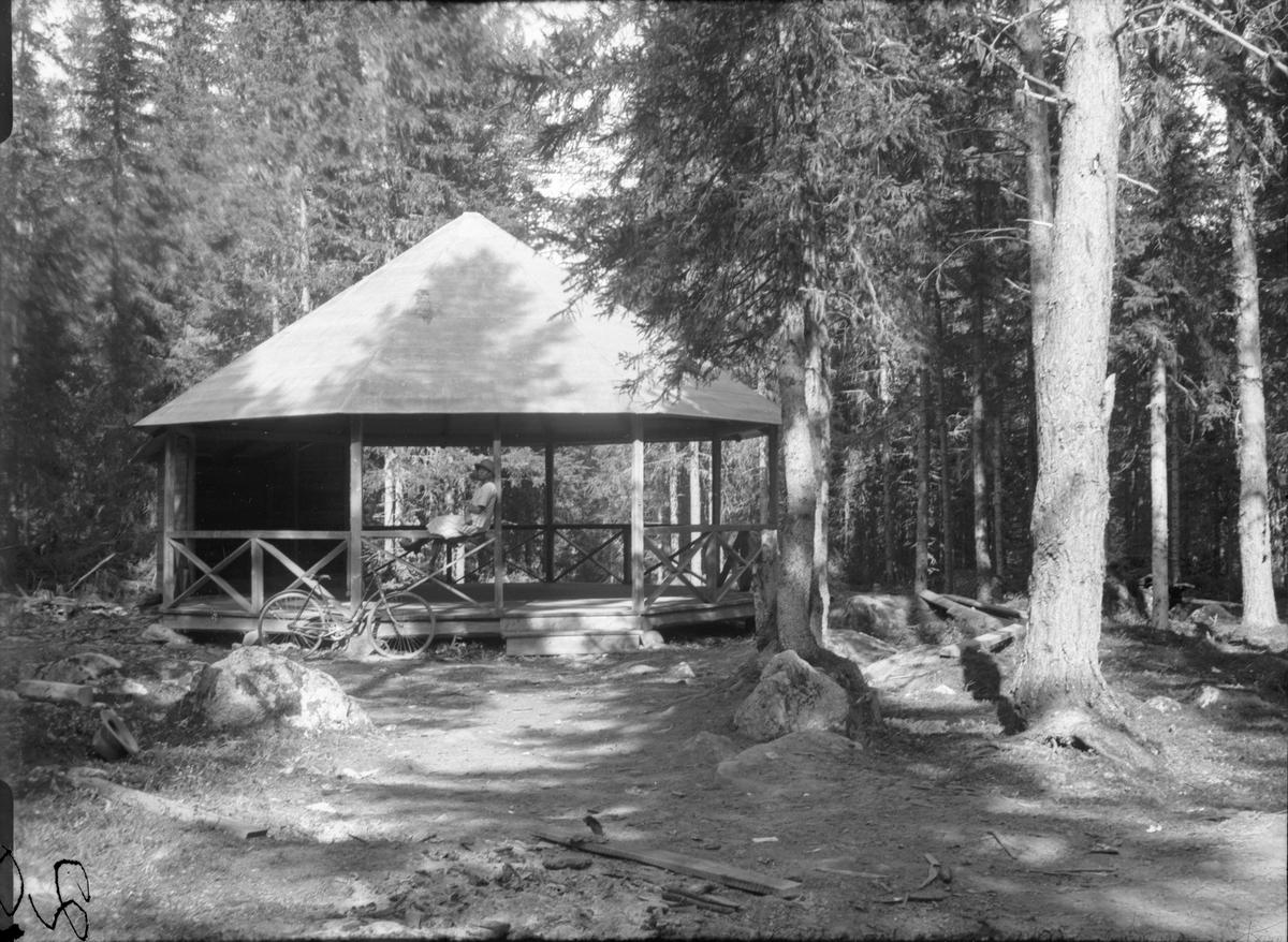 Dansbanan i Annefors.