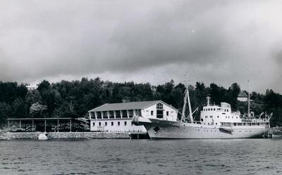 Sjøkabellager Dolviken historisk 1 (Foto/Photo)