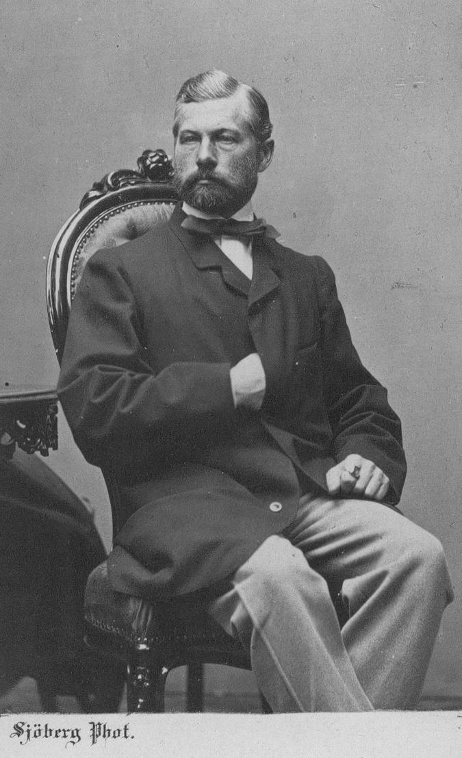Kamrer f. 14/8 1819 d. 19/5 1905