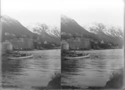 Vossebanen Ved Vaksdal Mölle
