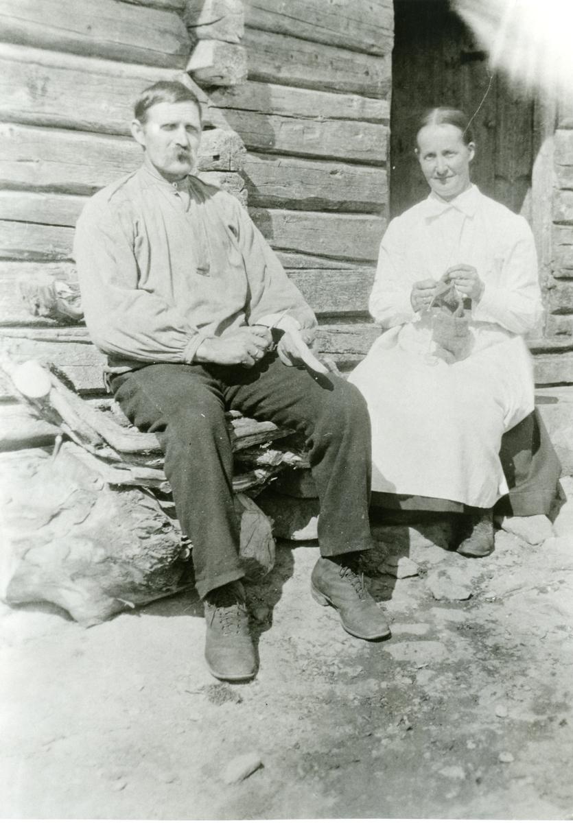 Harald og Ingebjørg Skar.
