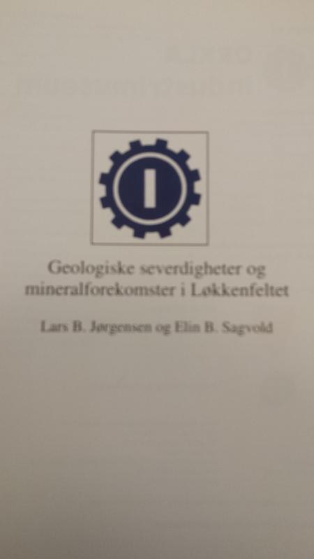 Forside geologihefte