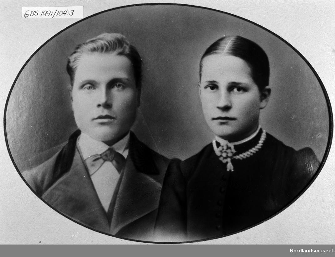 Maren Pedersen, Jelstad og Johan Hermann Madsen