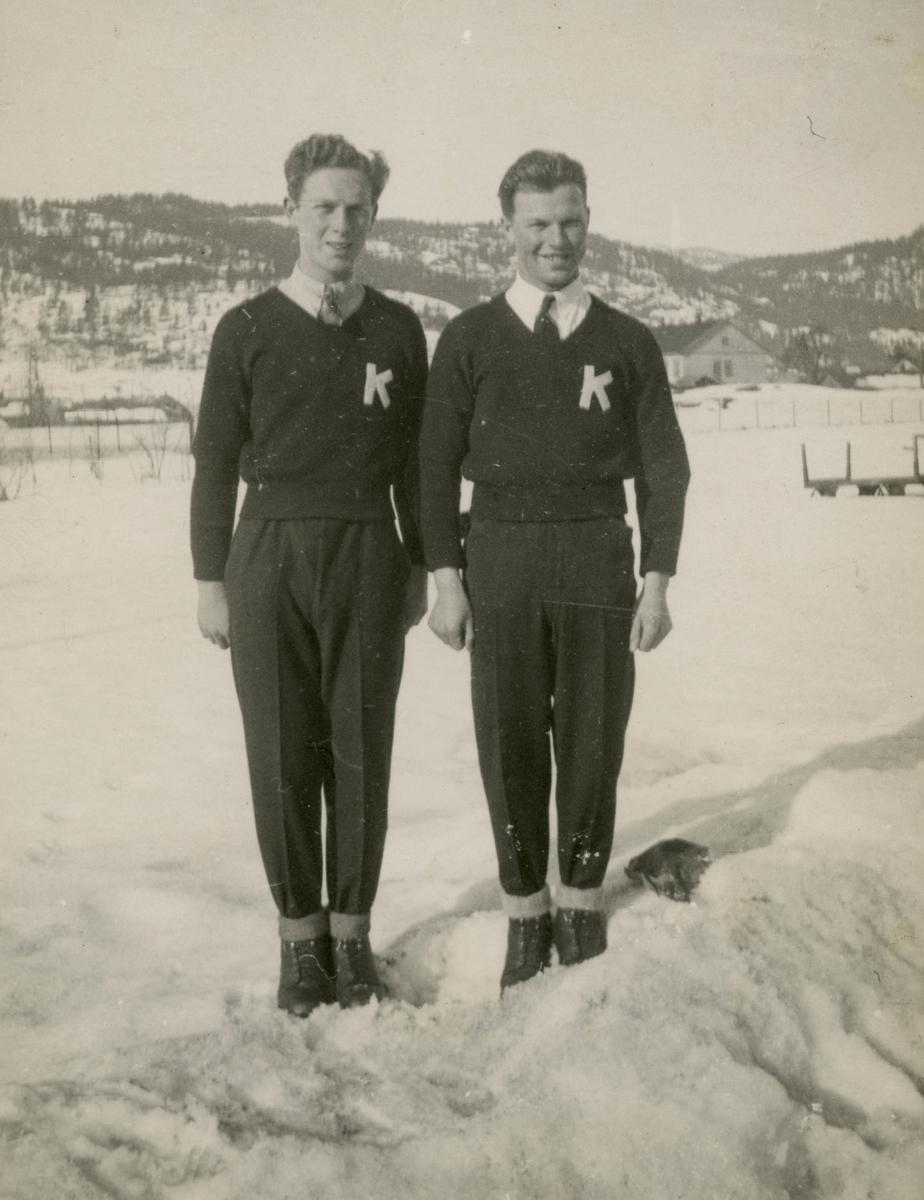 Kongsberg skiers