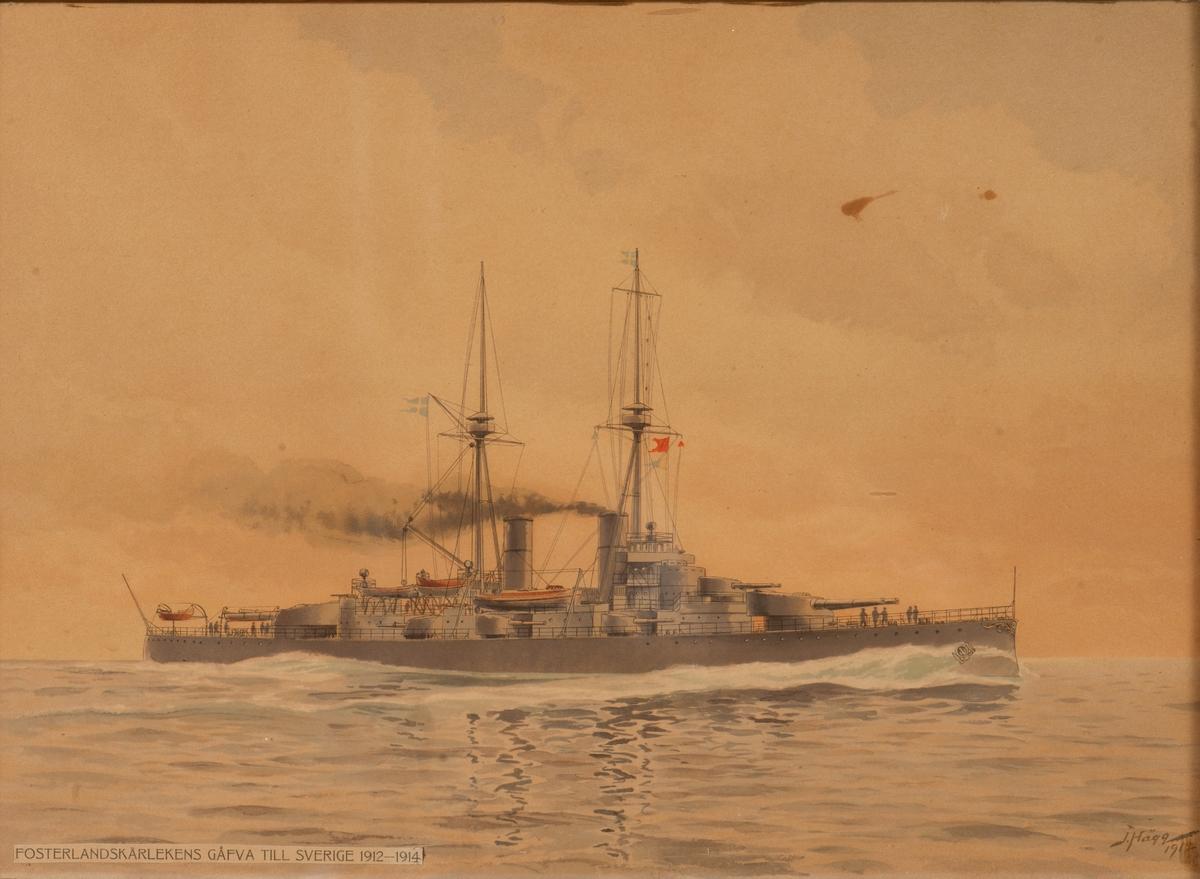 Pansarskepp