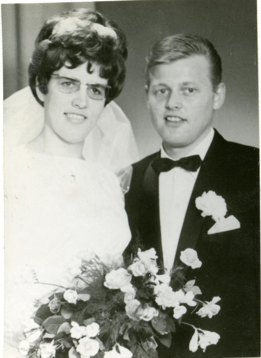 Kari Thorsrud og Gunnar Sveen.