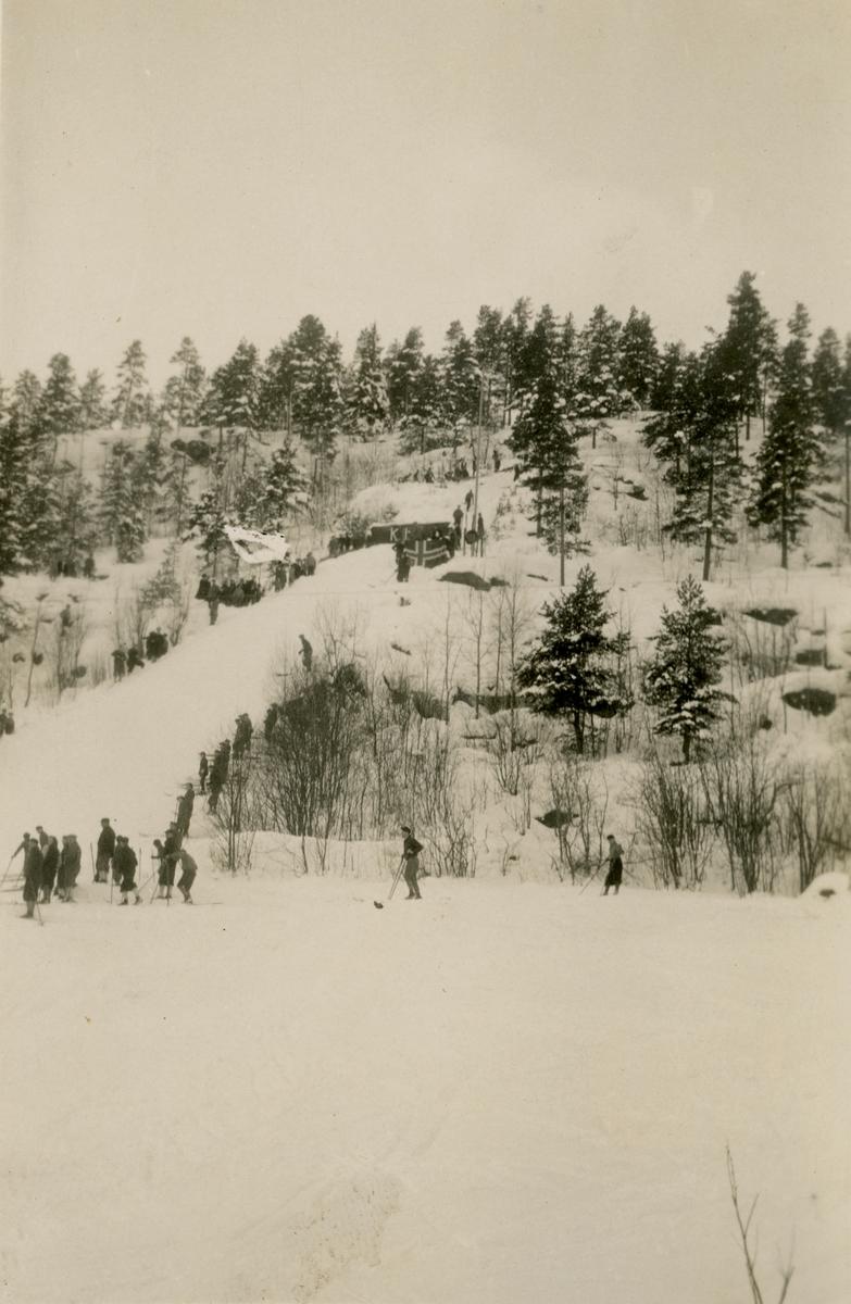 Ski jumping at Storåsen
