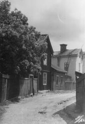 Västra Krokgränd.
