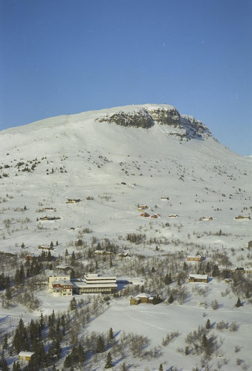 Skeikampen Høyfjellshotell, fjelltopp, Skeikampen, Gausdal