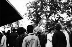 Liljekonvaljeholmen - midsommarafton, Uppsala 1962