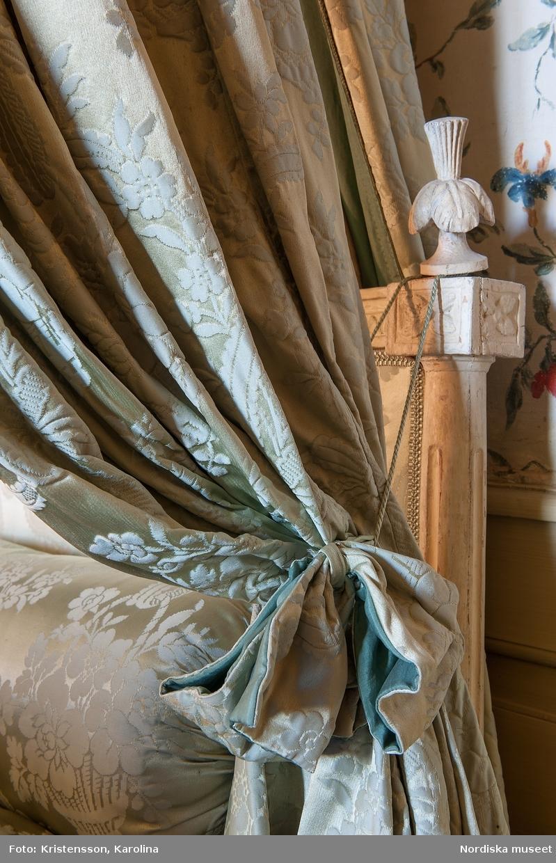 Svindersvik, Stora huset, interiör plan 1, detaljer