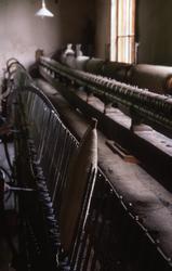 Västansjö ullspinneri tillkom genom bildandet av ett mindre